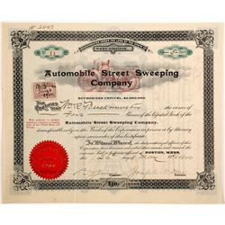 Automobile Street Sweeping Co.  (77214)