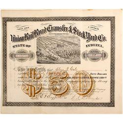 Union Rail Road Transfer & Stock Yard Co.  (77237)