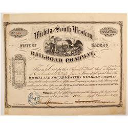 Wichita South Western Railroad Co  (88777)
