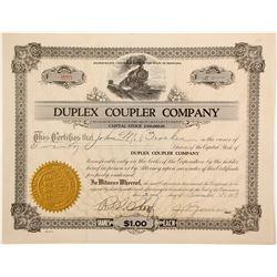 Duplex Coupler Co.  (77249)