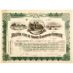 Atlantic City & Shore Railroad Co  (82926)