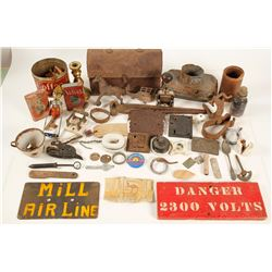 Mining Antiquities Collection  (89134)