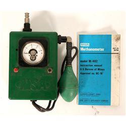 MSA Methanometer in Box  (100041)