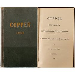 Copper 1906 Reference Book  (75673)