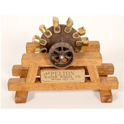 Pelton Water Wheel Mini Model  (88563)