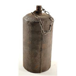 19th Century Mercury Flask  (75674)