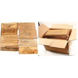 Blasting Powder Box End Collection  (90960)