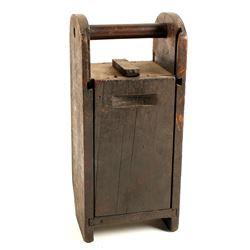 Wooden Dynamite Holder  (90249)