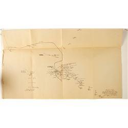 Garfield Flat, NV Assay Map  (89937)