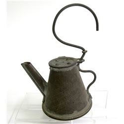 Large Coal Oil Lamp  (86879)