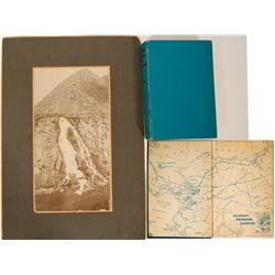 Hydraulic Mining / Alaska / & Book . 2 Items  (89578)