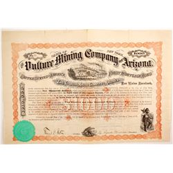 Vulture Mining Company of Arizona Bond  (77006)
