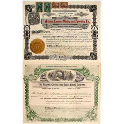Two Arizona Copper Stocks  (77024)