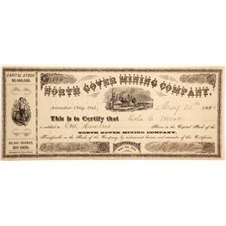 North Gover Mining Company Stock  (90439)