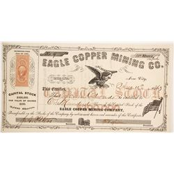 Eagle Copper Mining Company Stock  (90499)