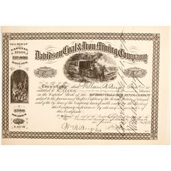 Davidson Coal & Iron Mining Company Stock  (89456)