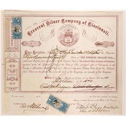 Crescent Silver Company of Colorado  (89455)