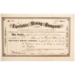 Equitable Mining Company  (89457)