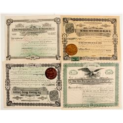 Colorado Mining Company Grouping #2 - Eastern Ties  (89405)