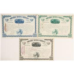Moulton Mining Company Stocks  (90405)