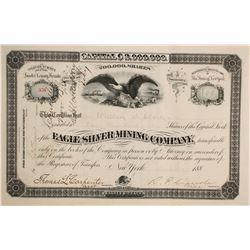 Eagle Silver Mining Company Stock  (90517)