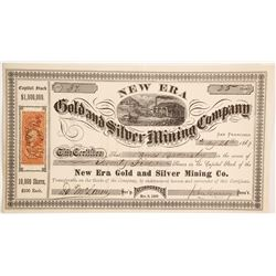 New Era Gold and Silver Mining Company  (90432)