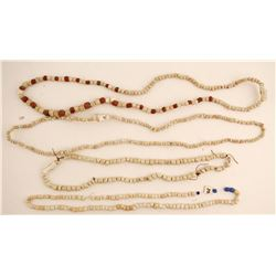 Trade Bead Necklaces (4) (87672)