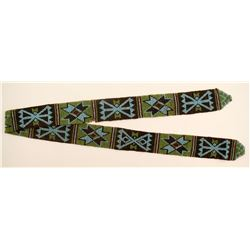 Beaded Men's Tie  (87707)