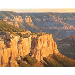 Greg Scheibel-North Rim Morning