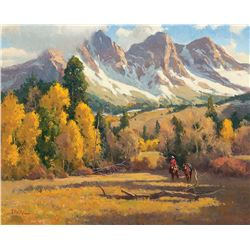Phil Starke-Early Winter Colorado