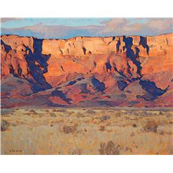 Glenn Dean-Vermillion Cliffs