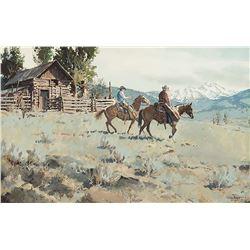 James Boren-A Day to Ride the Gallantine