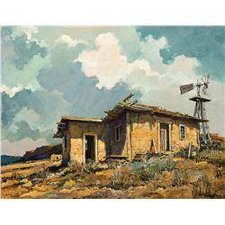 Eric Sloane-Abandoned