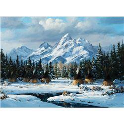 Joni Falk-Mountain Majesty