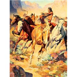 David Mann-Comanche Wealth