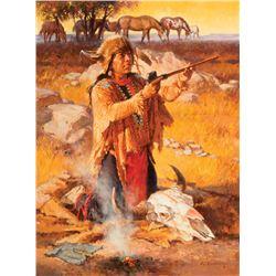 Roy Andersen-Buffalo Offering