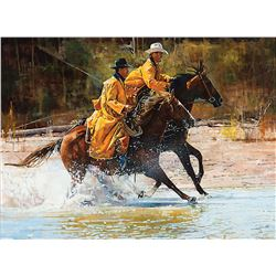 Tom Dorr-Runnin' After the Rain