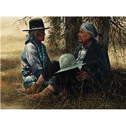 Ray Swanson-Navajo Stories
