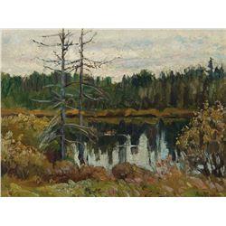 Philip R. Goodwin-Wilderness Pond