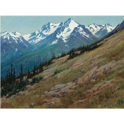 Louis Akin-Mount Akin