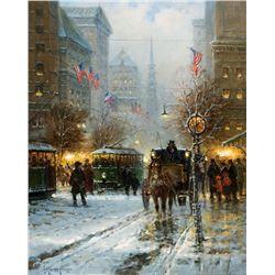 G. Harvey-Music of Manhattan