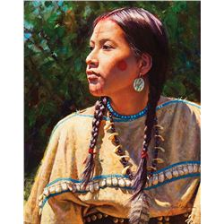 Martin Grelle-A Daughter of Tradition