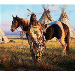 Martin Grelle-Pride of the Plains