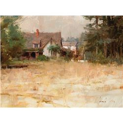 Richard Schmid-Nanaimo Farm House