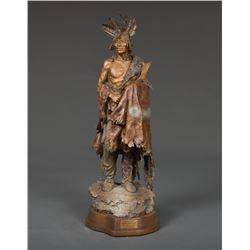 John Coleman-Pachtuwa-Chta, Arikara Warrior