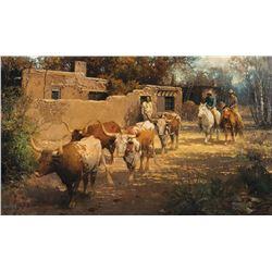 Melvin Warren-Remnants of the Herd