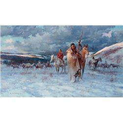 Roy Andersen-The Winter Move