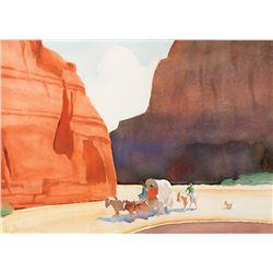 Gerard Curtis Delano-Canyon Traffic