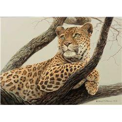Robert Bateman-Leopard