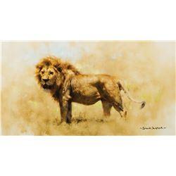David Shepherd-Lion